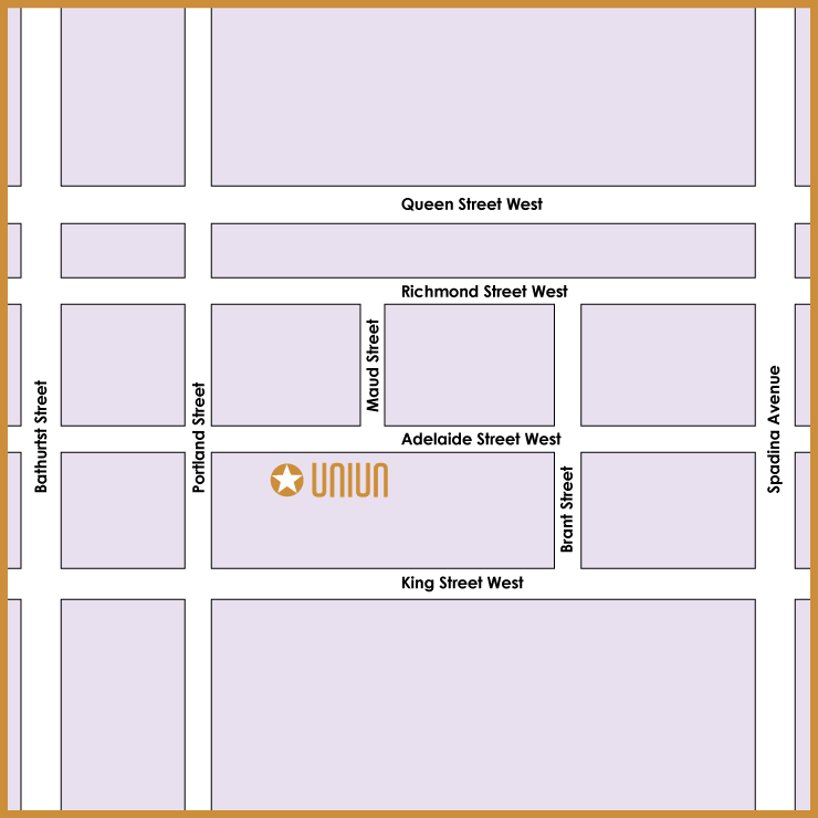 GAN-Uniun-map